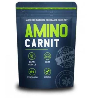 Жирозжигающий комплекс AminoCarnit - Активний комплекс для росту м'язів і жіросжіганія АминоКарнит, сушка