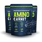 Жирозжигающий комплекс AminoCarnit - Активний комплекс для росту м'язів і жіросжіганія АминоКарнит, сушка, фото 2