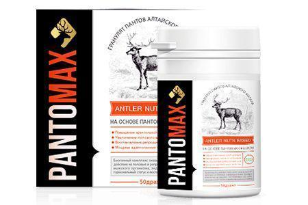 Pantomax - Драже для підвищення потенції Пантомакс, драже для ерекції, таблетки для потенції