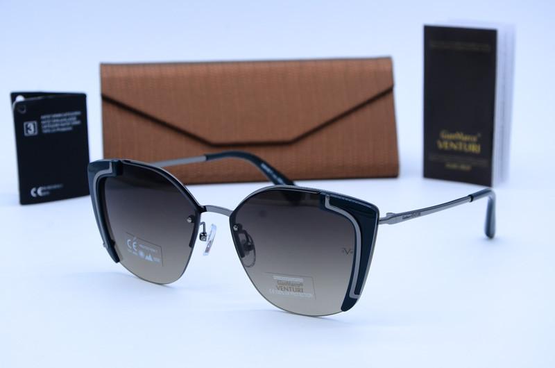 Женские очки солнцезащитные Бабочка Marco Venturi 877 c06