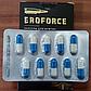 Eroforce Капсули для підвищення потенції, Эрофорс капсули для ерекції, підвищення потенції таблетки, фото 3