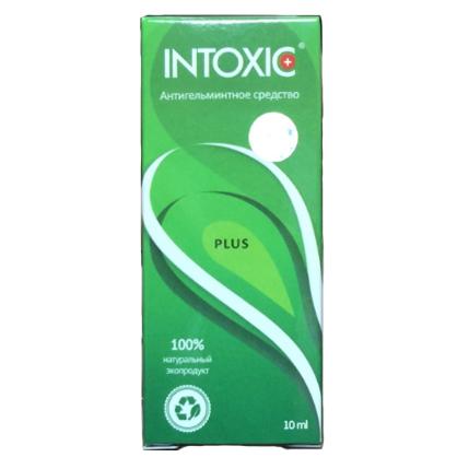 Intoxic plus препарат от паразитов, интоксик плюс, глистогоное, капли от глистов, интоксик плюс от паразитов