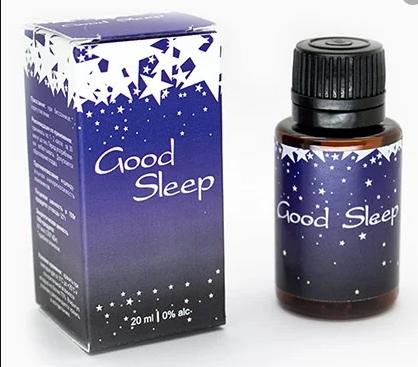 Краплі від безсоння Good Sleep 30 мл