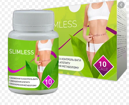 Ефективне средтво Slimless Порошок для схуднення, слимлесс для зниження ваги, слимлесс проти зайвої ваги