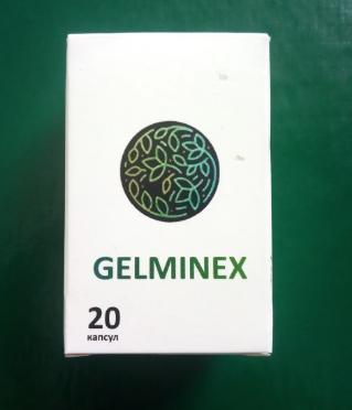 Ефективний засіб проти глистів Gelminex, глистогінний, Гельминекс таблетки від глистів, капсули від глистів
