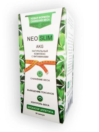 Жиросжигающие капсулы Neo slim burn, капсулы для похудения Нео Слим, капсулы для сжигания жира