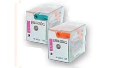 Промежуточные (вспомогательные) электромеханические реле под цоколь ERM