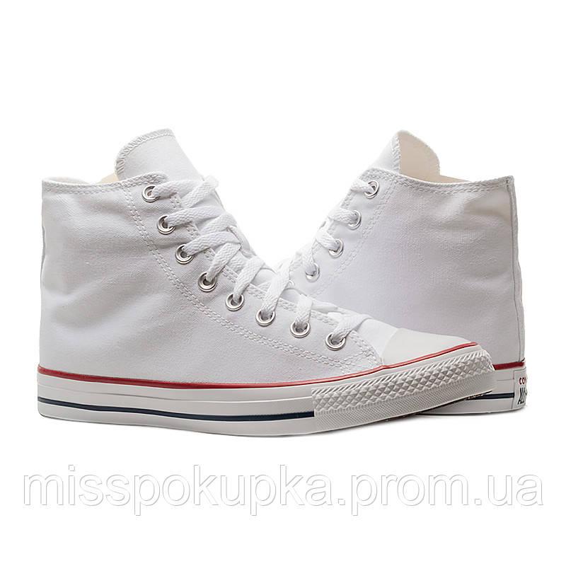 Кеди Converse ALL STAR HI OPTICAL WHITE