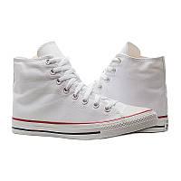 Кеди Converse ALL STAR HI OPTICAL WHITE, фото 1