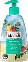 Мыло жидкое с дозатором Balea Creme Flüssigseife Vamos ala Playa 500 мл