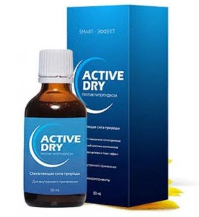 Ефективний Спрей від грибка і пітливості ніг Active Dry (Актив Драй), натуральний засіб від пітливості