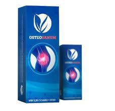Эффективный крем OSTEOSANUM для суставов, Остеосанум, крем бальзам для лечения суставов, суставов, от боли
