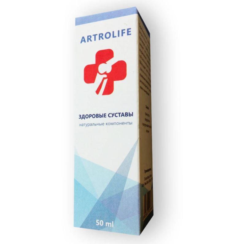Artrolife - Крем для суставов (Артролайф) От боли в суставах, мазь для суставов, крем для суставов