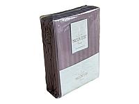 Простирадло з наволочками Maison Dor Satin Led Sheet Murdum сатин 240 * 260 см, 50 * 70 см фіолетова, фото 1