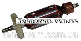 Якорь болгарка Craft 125 BM-WS 920 завод
