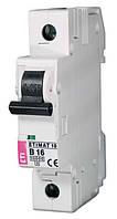 Автоматические выключатели ETIMAT 10 DC (1-полюсные)