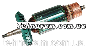 Якорь на болгарку Craft BWS 230 2100 Вт завод