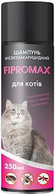 Шампунь Fipromax от блох (с пропоскуром) для котов 250мл