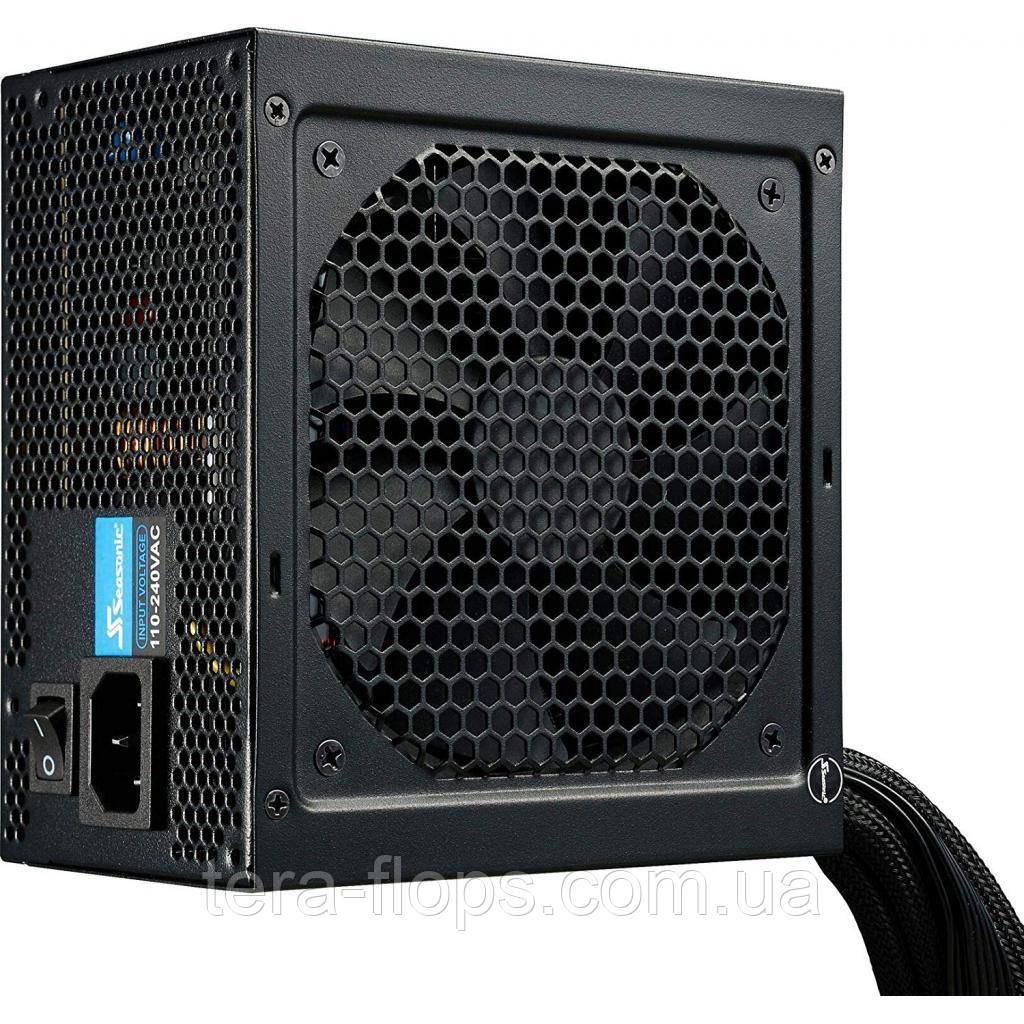 Блок питания SeaSonic S12III-500 500W (SSR-500GB3) Б/У