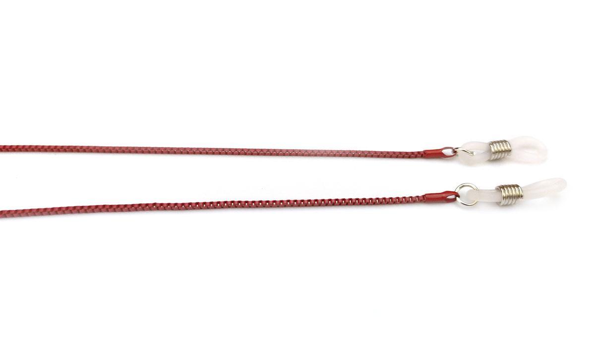 Аксессуары Цепочки и шнурки Ц61 (красная)