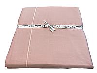 Простирадло Maison Dor Sheet Pink сатин 245 * 285 см рожева, фото 1