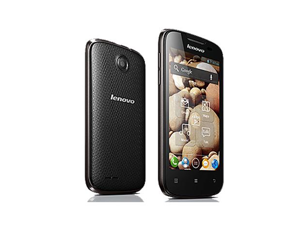 Lenovo A690T экран 4.0 , 1ядро, 2sim, Android 2.3, камера 3.2Мp, black
