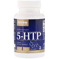 5-HTP (Гидрокситриптофан), 50 мг, Jarrow Formulas, 90 Вегетарианских капсул