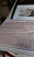 TAC жаккардовый комплект постельного белья  Karois pudra