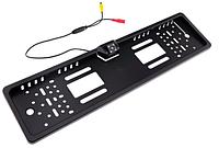 Рамка номерного знака со встроенной камерой (РНК-1001)