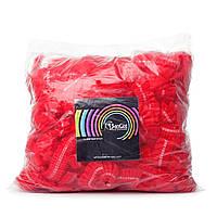 Шапочка-одуванчик красная, 100 шт, фото 1