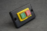 Кнопка Вкл/Выкл 4 клеммы (малая) для бетономешалки