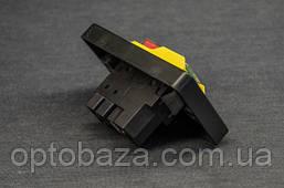 Кнопка Вкл/Выкл 4 клеммы (малая) для бетономешалки, фото 2