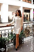 Платье из ангоры | Агата lzn, фото 2