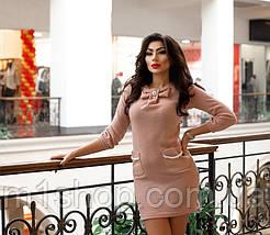 Платье из ангоры | Агата lzn, фото 3