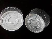 Пластиковая Упаковка для тортов ПС-24(1кг)