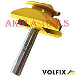 Фреза VOLFIX №3 D51 d8 для кутового зрощування деревини (мікрошип) (марошип) по дереву, фото 8