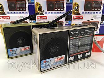 Радиоприемники с блютозам -GOLON RX-8866 BT