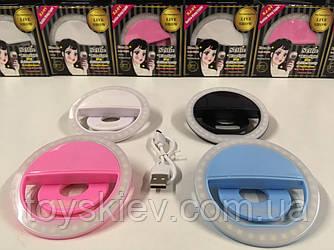 Кольцо для селфи на USB ART-5393 (200 шт/ящ)