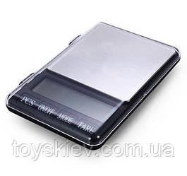 Ваги ювелірні DIGITAL SCALE MH-999/ 3000гр/0.01 г (60 шт/ящ)