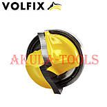 Пазовая фасонная фреза (фигурная галтельная) с подшипником VOLFIX d12 для филенки перила штапика, фото 5
