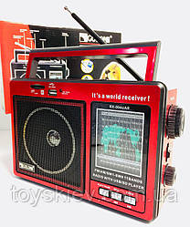 Радиоприемники-GOLON-RX 006/ 0816  USB+SD (16 шт/ящ)