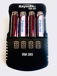 Зарядний пристрій Raymax RM-305