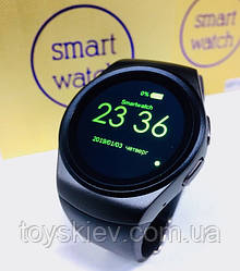 Часы Умные часы Kingwear ART 6950 KW18 черные (20 шт/ящ)