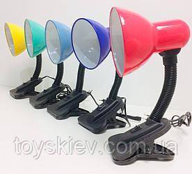 Настольная лампа на прищепке ART 108 /220V /E27 (70 шт/ящ)