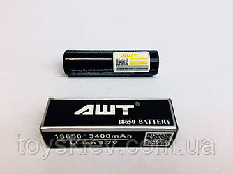 Аккумуляторы  для эл.сигарет ( 18650/3.7V/3400mAh )