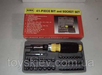 Набор инструментов 41 PCS (48 шт/ящ)
