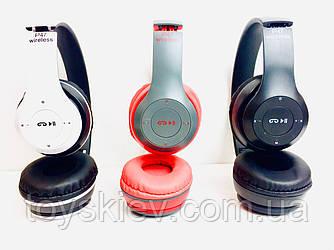 Навушники вакуумні з мікрофоном Bluetooth MDR P47+BT/3957 (100 шт/ящ)