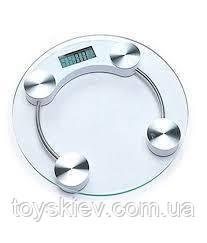 Весы напольные электронные WIMPEX  WX-2003A /180кг (круглый)