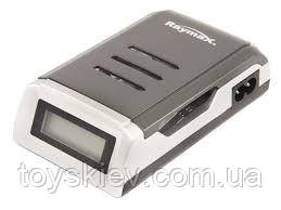 Зу Raymax RM-117 (4 аккумулятор) автомат (1100mAh )