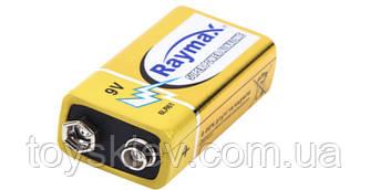 Батарейка Raymax крона alkaline 1604A техника/1604/9V/1шт/10/ (300 шт/ящ)